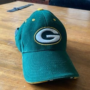 Youth NFL Green Bay Packers Logo Hat